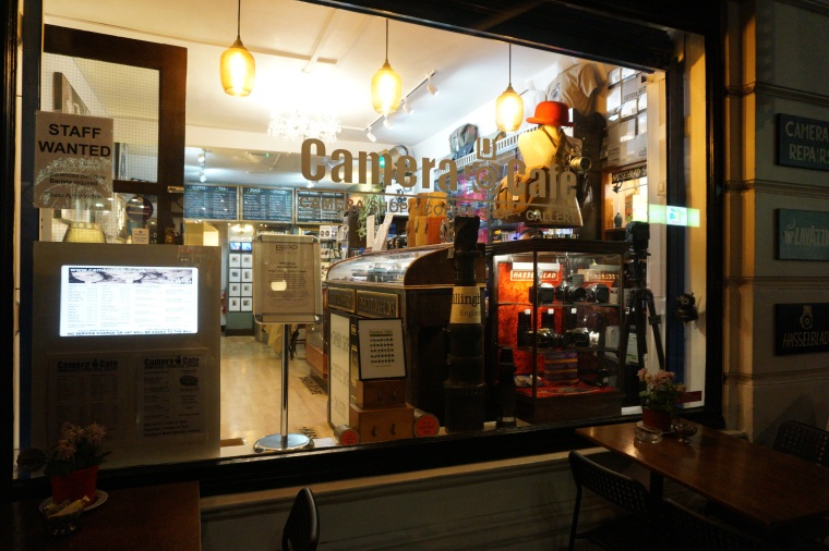The Camera Cafe