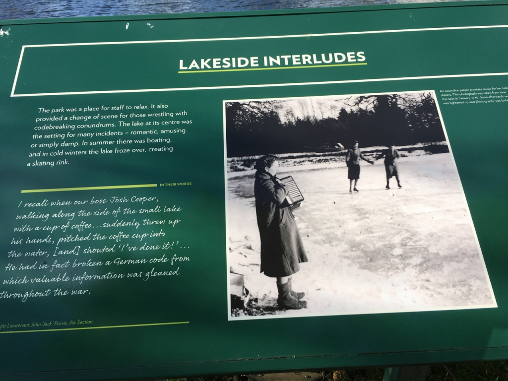 The Lake at BP