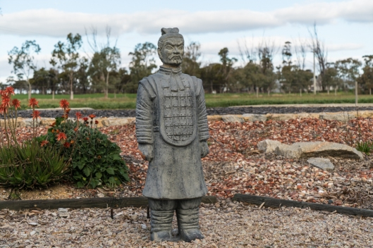 Imitation Terracotta Warrior, Western Australia (1 of 1)