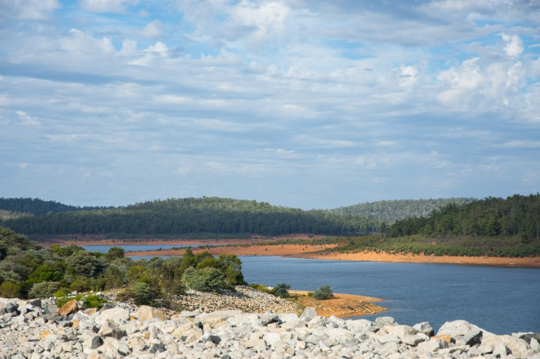Serpentine Dam - water2 (1 of 1)