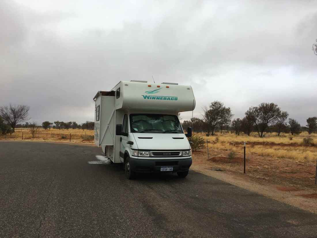 Winnie at Tropic of Capricorn