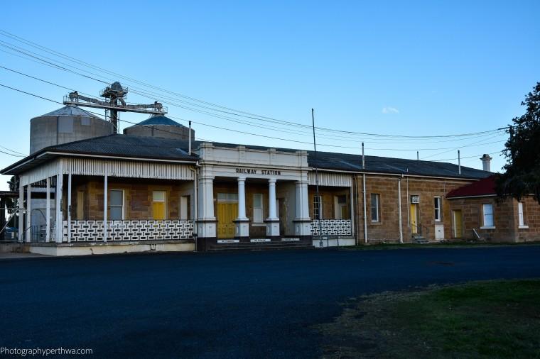 Warwick Railway Station (1 of 1)