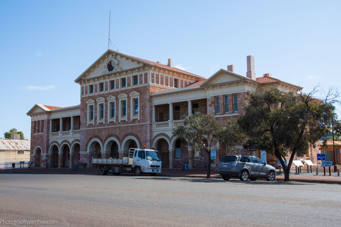 Coolgardie Tourist Information Centre and Museum (1 of 1)