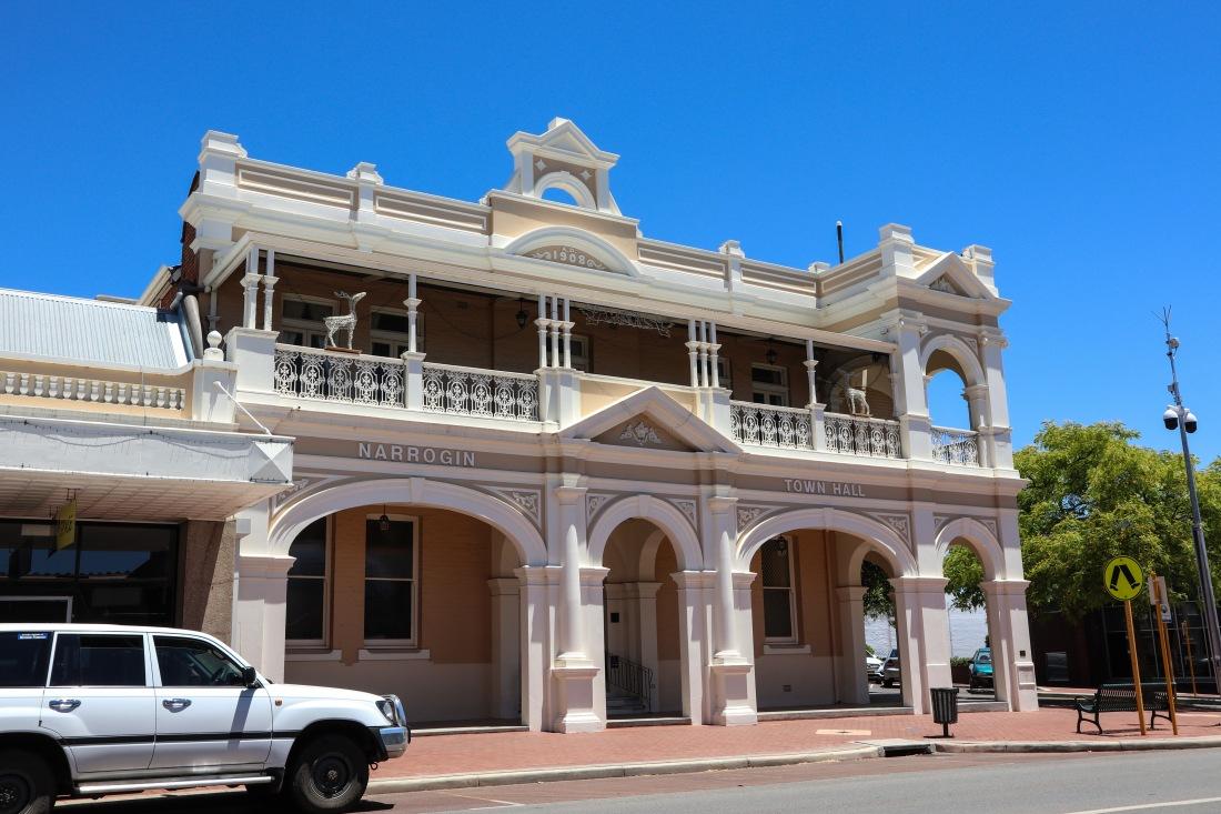 Narrogin Town Hall (1 of 1)