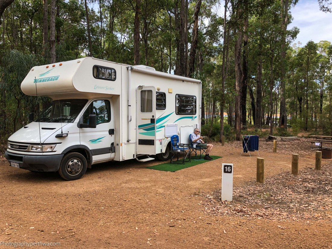 Potters Gorge campsite (1 of 1)