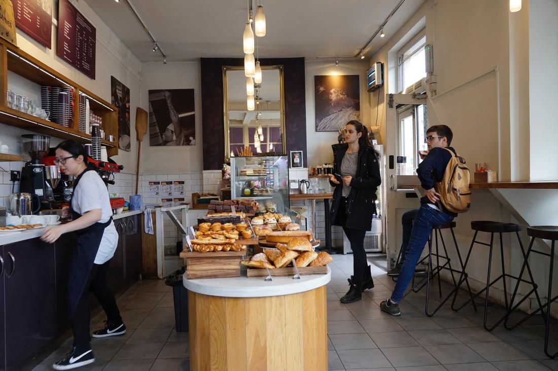 Bakery, Greenwich - 1