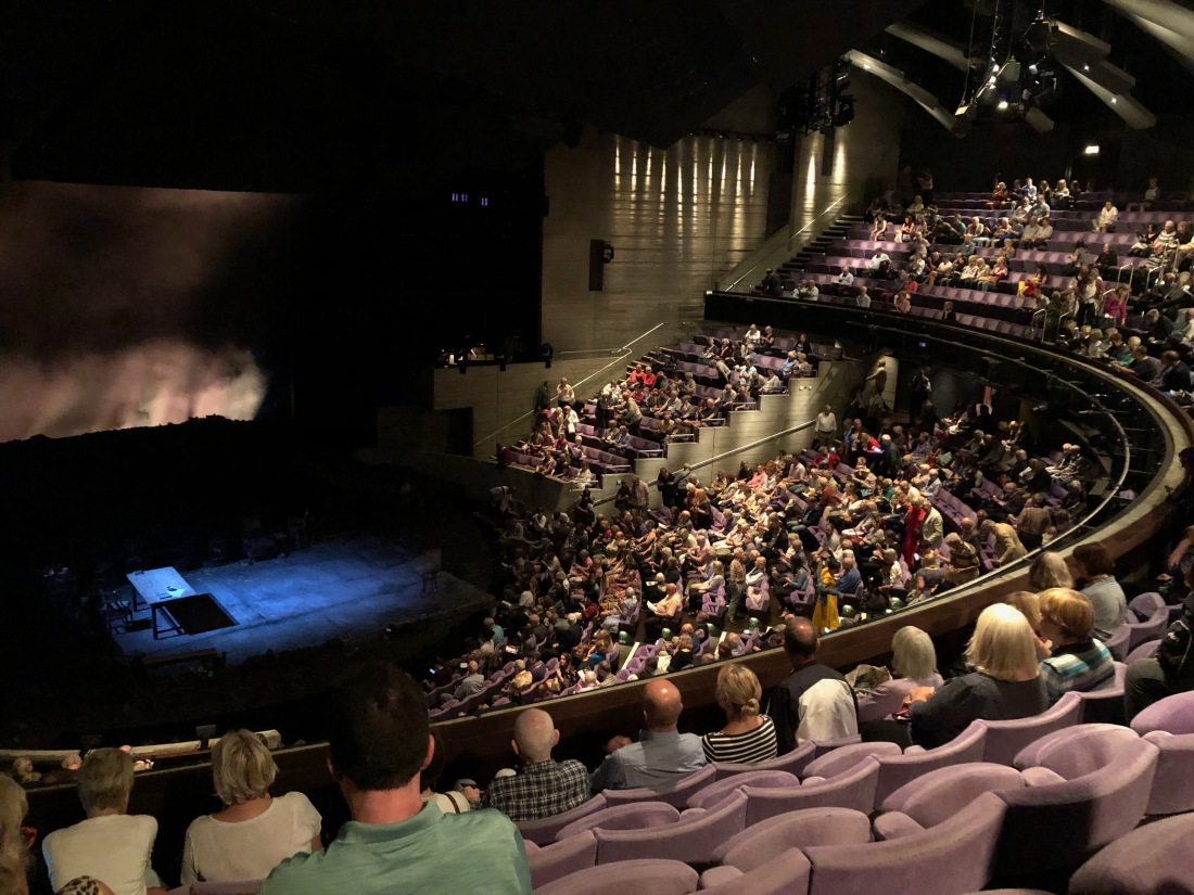 Interior of National Theatre - 1